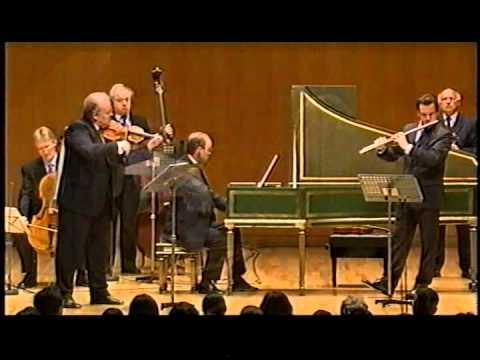 Brandenburg Concerto No.5/Emanuel Pahud