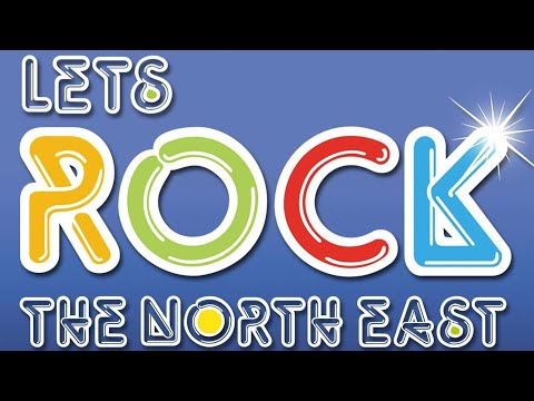 Let's Rock The North East Highlights June 2018
