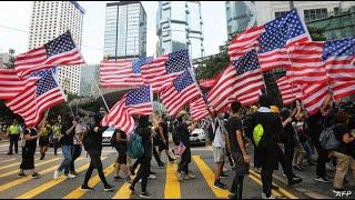 9/9【香港风云】《香港人权与民主法案》如何助香港? 警民对峙是否有解?