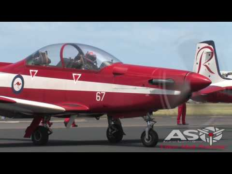Roulettes final display for the 2016 season