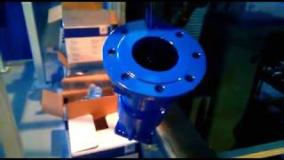 Water Valve Powder Coating