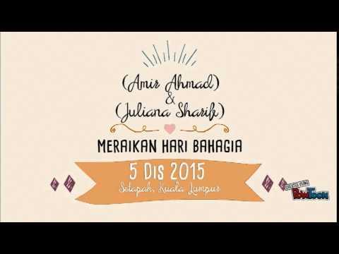 Video Jemputan Kahwin Youtube