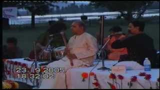 Flute Recital by Pandit Hari Prasad Chaurasia on the banks of  Dal Lake, Srinagar