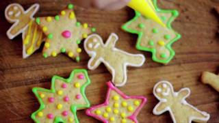 Gingerbread Cookies – How To Make Gingerbread Cookies Recipe