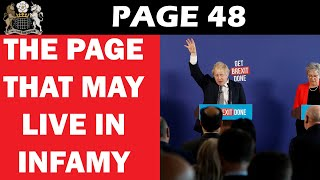 The Infamous Page 48 of Boris Johnson's Manifesto