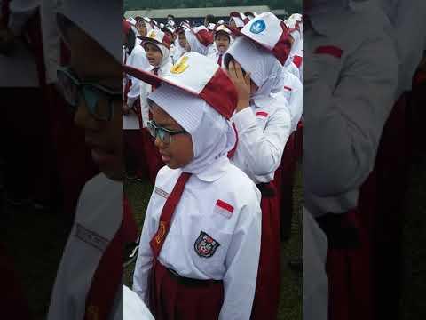 HEBAT !!! BOGOR BISA... rekor muri oleh 15.000 pelajar Kota Bogor