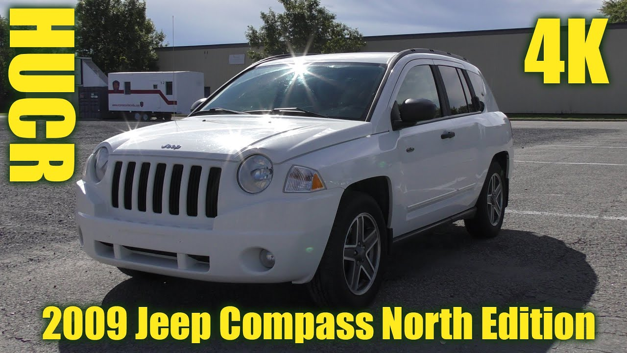 2009 jeep compass north edition | hucr - youtube