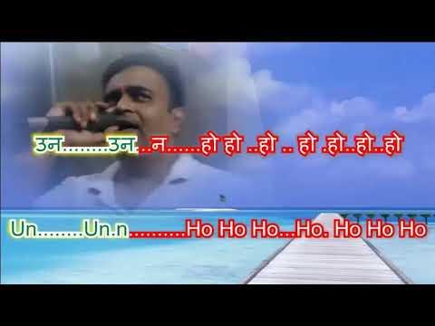 Kaun disha main leke Chala re batohiya karaoke only for Female singer by Rajesh Gupta