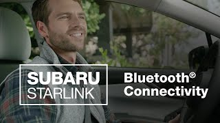 homepage tile video photo for SUBARU STARLINK Bluetooth Connectivity (2020 Updated)