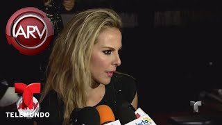 Kate del Castillo tuvo un encuentro sexual con Sean Penn | Al Rojo Vivo | Telemundo