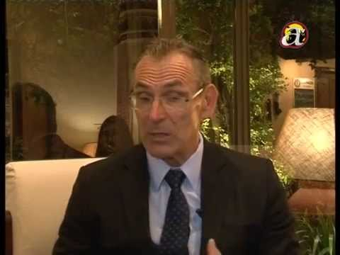 EU Commissioner Andris Piebalgs Talks About Nepalese Economy