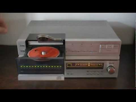 The Pure Perfect Sound Of Philips Compact Disc