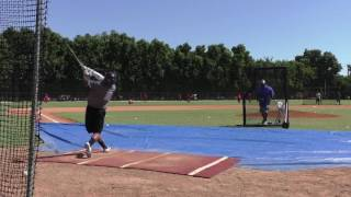 Adrian Hernandez - OF / Dominican Prospect League 2017 class