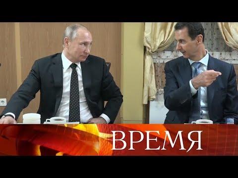 Президент Сирии Башар