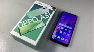 Обзор Oppo A31 4/64GB