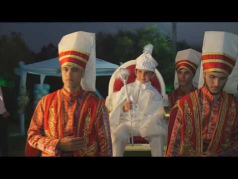 Sünnet Düğünü Organizasyonu / Yeniçerili Düğün / Sünnet Tahtı / Çağlayan Organizasyon