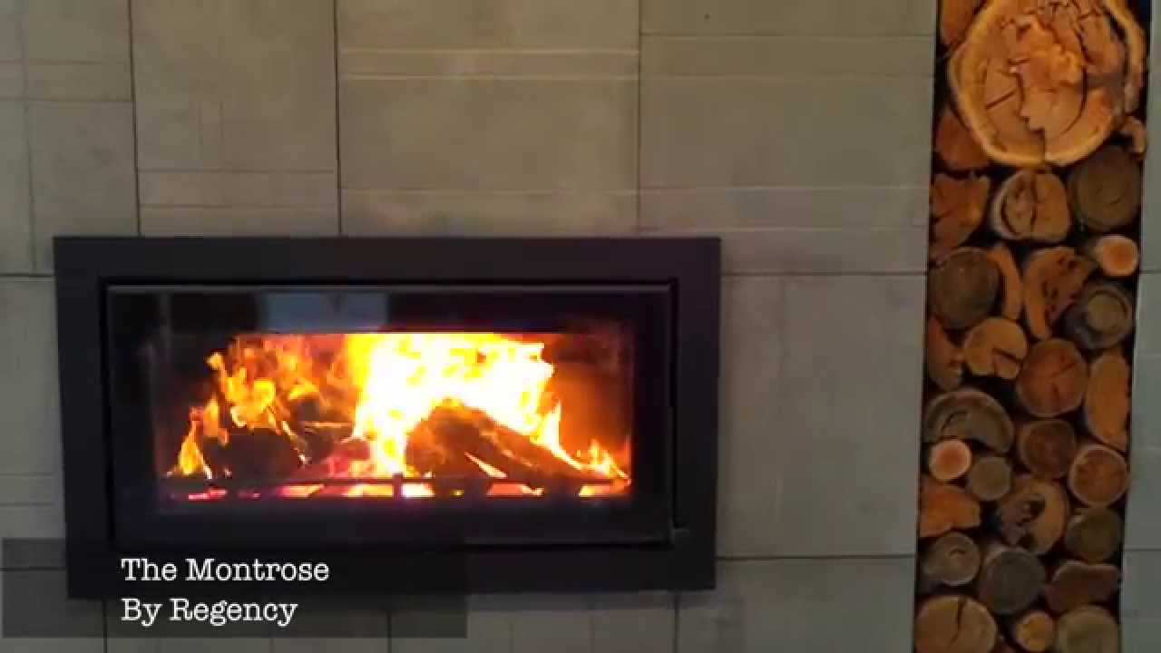The Newest release from Regency Fireplace Australia - The Montrose Wood heater Greg from Pivot Stove give it a quick review on what all the Montrose is all a...