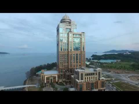 New Sabah State Administrative Centre (1/1/2017)