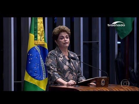"""El impeachment contra Dilma"", en ""Jornal Hoje"", con E.Costa y S.Annenberg - 29/08/16"