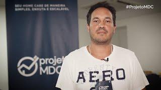 DEPOIMENTO: Gustavo Logar, Presidente Prudente - SP