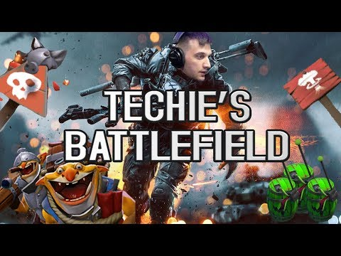 Dota 2: Arteezy - Nightmare in Techie's Battlefield | Making 6000 Mistakes a Minute thumbnail