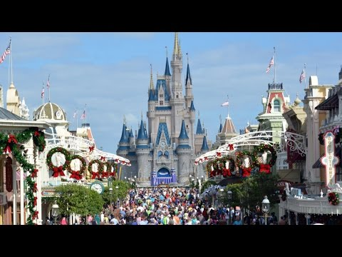 Thanksgiving at Disney's Magic Kingdom!! (11.24.16)