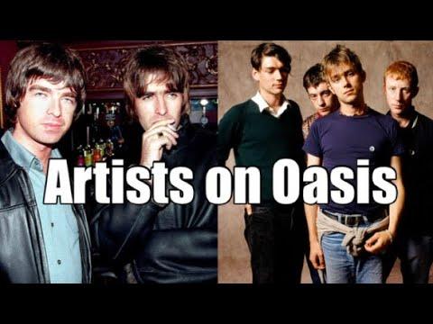 Artists on Oasis
