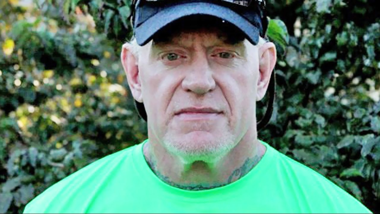 The Undertaker 2017 Too Old To Wrestle WWE YouTube