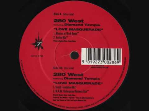 280 West Feat Diamond Temple - Love Masquerade (M.A.W. Underground Network Dub)