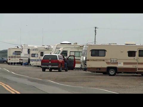 Berkeley Orders RV Campers to Leave Marina