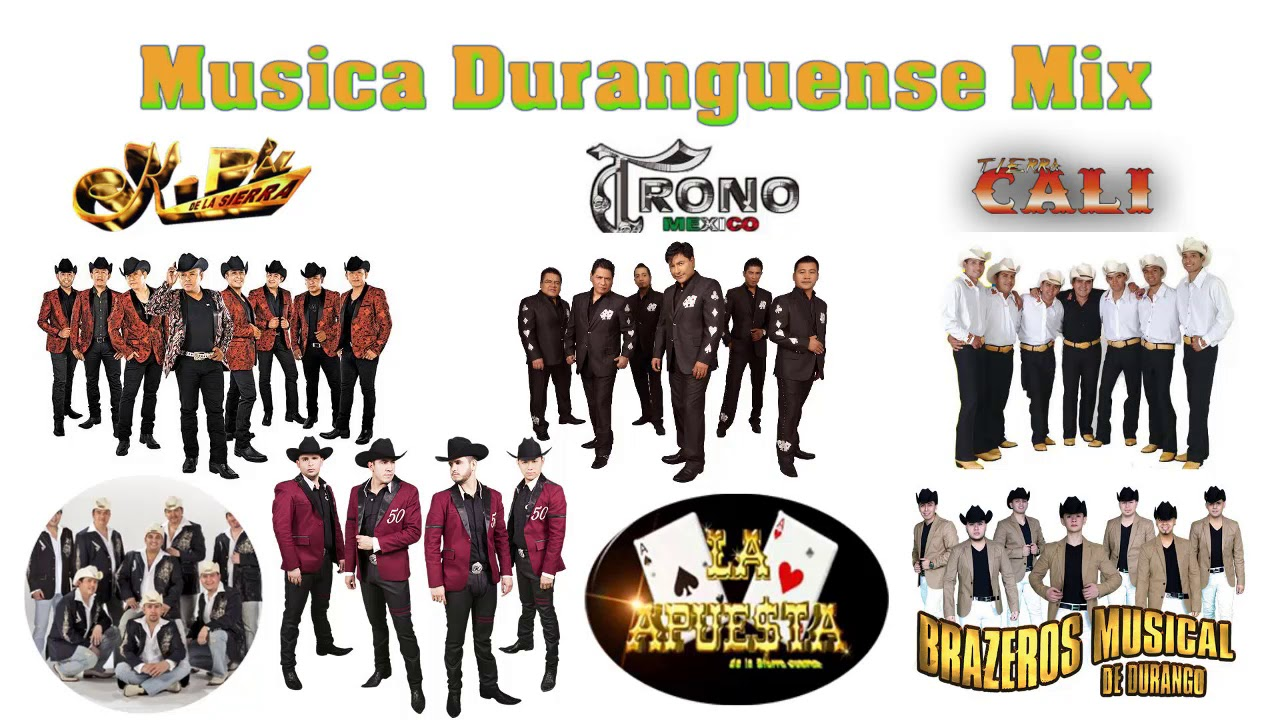 Duranguense Mix Youtube