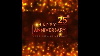 Surprise anniversary celebration for ...