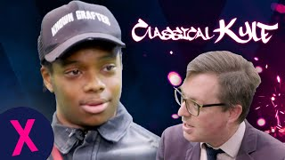 Poundz Explains 'Opp Thot' To A Classical Music Expert | Classical Kyle | Capital XTRA
