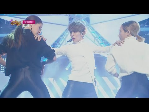 【TVPP】Jonghyun(SHINee) - Hallelujah, 종현(샤이니) - 할렐루야 @ Solo Debut Stage, Show Music core Live