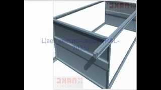 стеллаж металлический - сборка(, 2013-03-22T08:30:04.000Z)