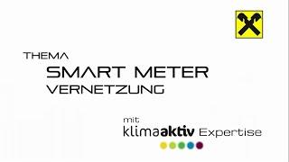 Smart Meter - klimaaktiv Expertise Neubau Sanierung Elektrogeräte Stromzähler Energiekosten sparen