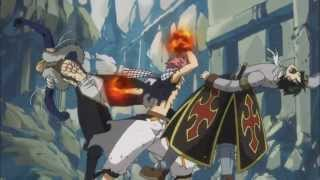 Fairy Tail AMV - Battle of the Dragon Slayers - You´re Gonna Go Far, Kid