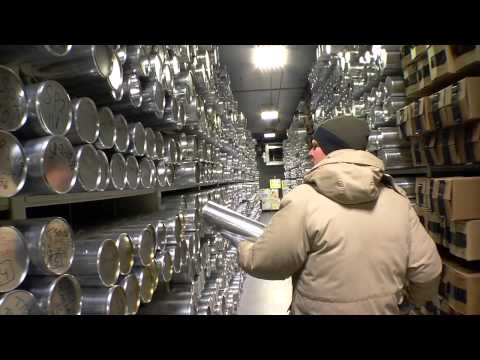 National Ice Core Lab Stores Valuable Ancient Ice - Science Nation