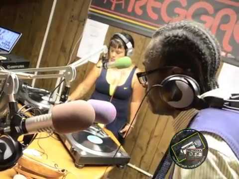 REGGAE KING  RADIO WID LEEMAJORDEBOSS &  KINGSTON 12 WID SHINEHEAD & DJPAPALOTI