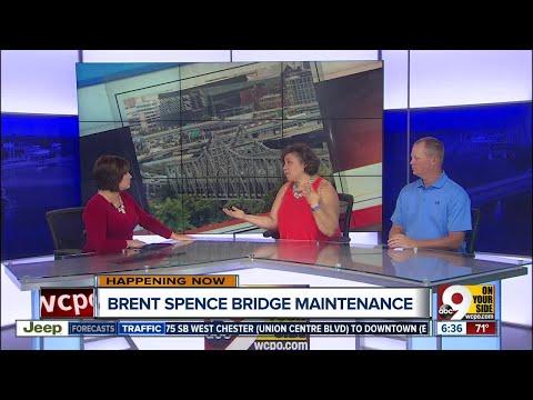 Kathrine Nero interviews leaders of Brent Spence Bridge construction project