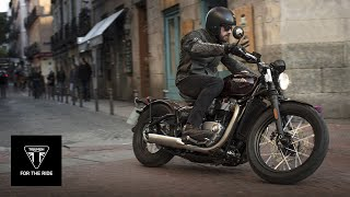 The all-new Triumph Bobber – pure Bonneville hot rod - UK