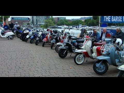 Scoot to the waterfront 2017