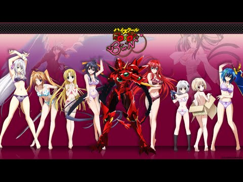 High School DxD BorN Episode 5 English Subbed Part 1 - YouTube