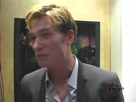 Frightfest 2011 - Ed Speleers interview