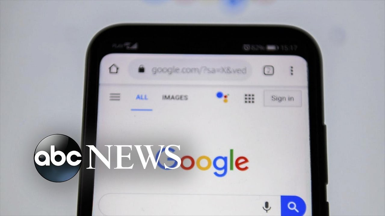 President claims Google is launching coronavirus testing website