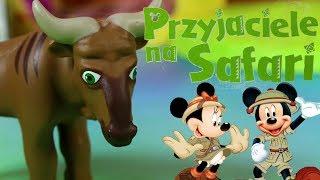 Przyjaciele na Safari #37 • Disney • Gnu Joey • Encyklopedia zwierząt z zabawkami