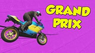 GRAND PRIX DE MOTOS!! - CARRERA GTA V ONLINE - GTA 5 ONLINE