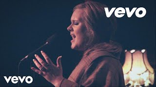 Gambar cover Adele - Someone Like You (Live at Largo)