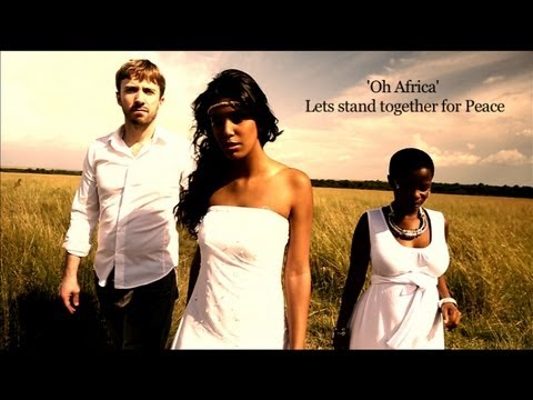 OH AFRICA - Alisha Popat (feat. Peter Hollens, Zolani Mahola)