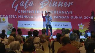 Download Video Aksi Menghibur, Komika Ridwan Remin Di Gala Dinner MP3 3GP MP4
